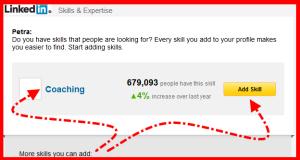 LinkedIn Skills Expertise 01